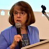 Sr. Cathy Bertrand, SSND, was moderator of the chapter
