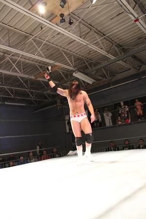 Xtreme Wrestling Alliance Thursday Night Throwdown March 9, 2017 Rocco Abruzzi vs. Scott Le Deur vs. Josh Briggs