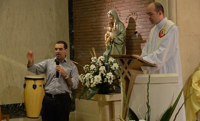 Fr. Ricardo and Fr. Marko