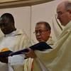 Fr. Léopold, Fr. Sugino and Fr. Steve