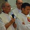 Fr. Mario shares a prayer of petition