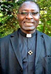 Fr. Léopold Mfouakouet, SCJ