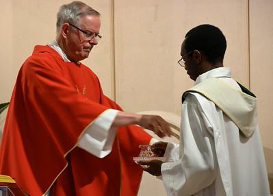 Fr. John and Fr. Serge