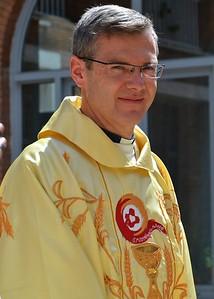 Fr. Heiner Wilmer, superior general-elect