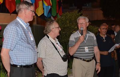 Fr. Bill introduces the Canadian Region