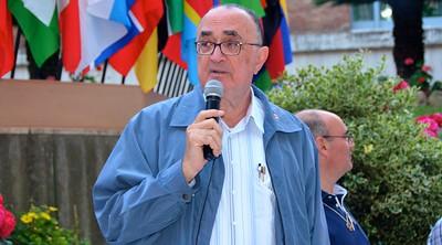Fr. Carlos Alberto of the BRE Province