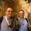Fr. André and Fr. Arildo