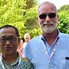 Fr. Kusmaryardi and Fr. Ed