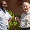 Fr. Bernard and Fr. Claude