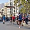 Valencia, Spain Marathon Run