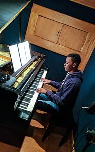 Xavier Bonner Recording Session - 9-30-2017