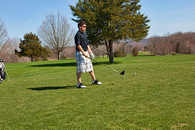 Varsity Golf