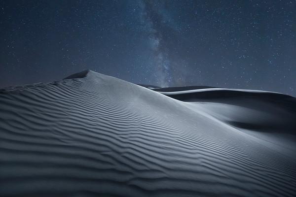 A night in the desert, Dubai