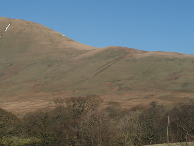 Cautley - south face training /take off slope. 15 minutes from car if any wind - works from low down,
