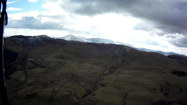 Heading back towards Broom Fell.