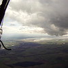 SB cloud towards Solway. Couldn't find enough to get east and for last 9k to Brampton (goal)