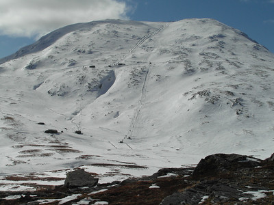 White Corries,-April 2013