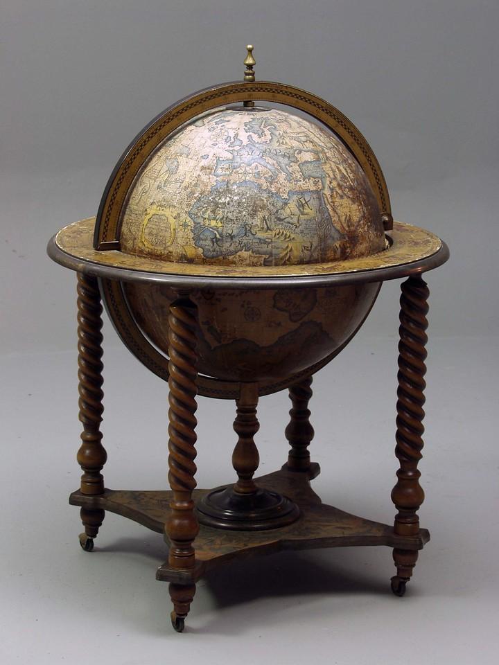Option on dressing globe.