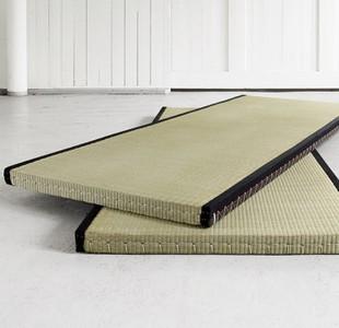 Japanese floor Tatami.