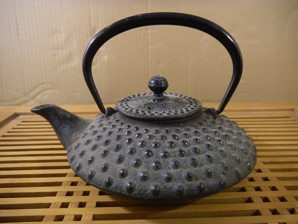 Tea pot option.