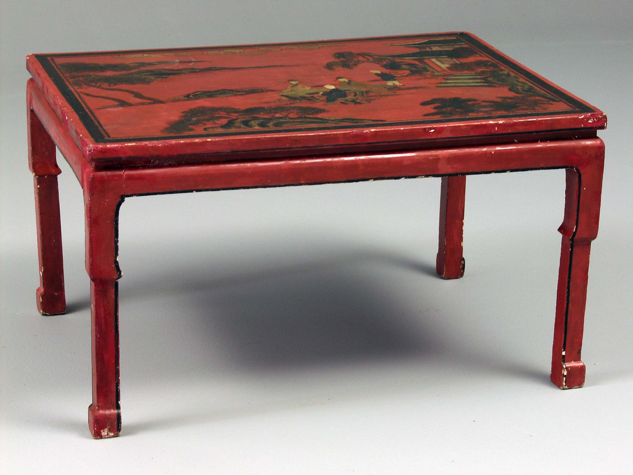 Japanese low table.