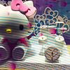 Hello Kitty drumset