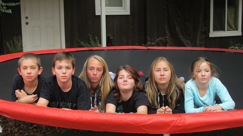 trampoline serious
