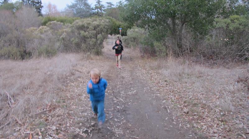 Everett running