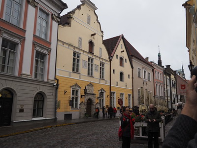 old town Tallin, Estonia