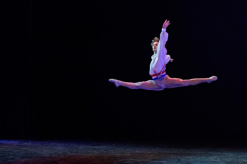 Arcadian Broad, Orlando Ballet