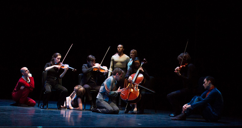 """""""Transparent Things"""" Lar Lubovitch Dance Company"""