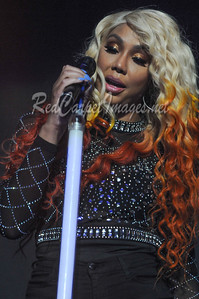 DETROIT, MI - DECEMBER 21:  Tamar Braxton performs on stage at Little Caesars Arena on December 21, 2017 in Detroit, Michigan. (Photo by: Aaron J. / RedCarpetImages.net)