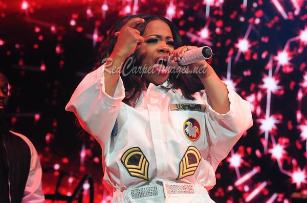 Xscape, Monica, Tamar Braxton, Zonnique, and June's Diary in Concert - Detroit, MI