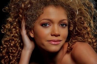 Model - Victoria De Blauss - Photography & Image Edit by xtaros  Credit - Make Up Artist: Luis Piedrahita