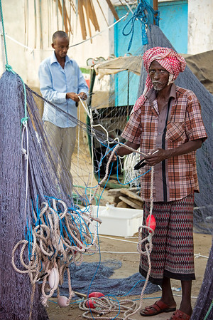Berbera Fair Fishing Net Unit