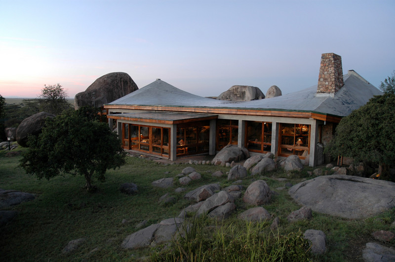 Location:  The Safari Lodge, Serengeti, Tanzania