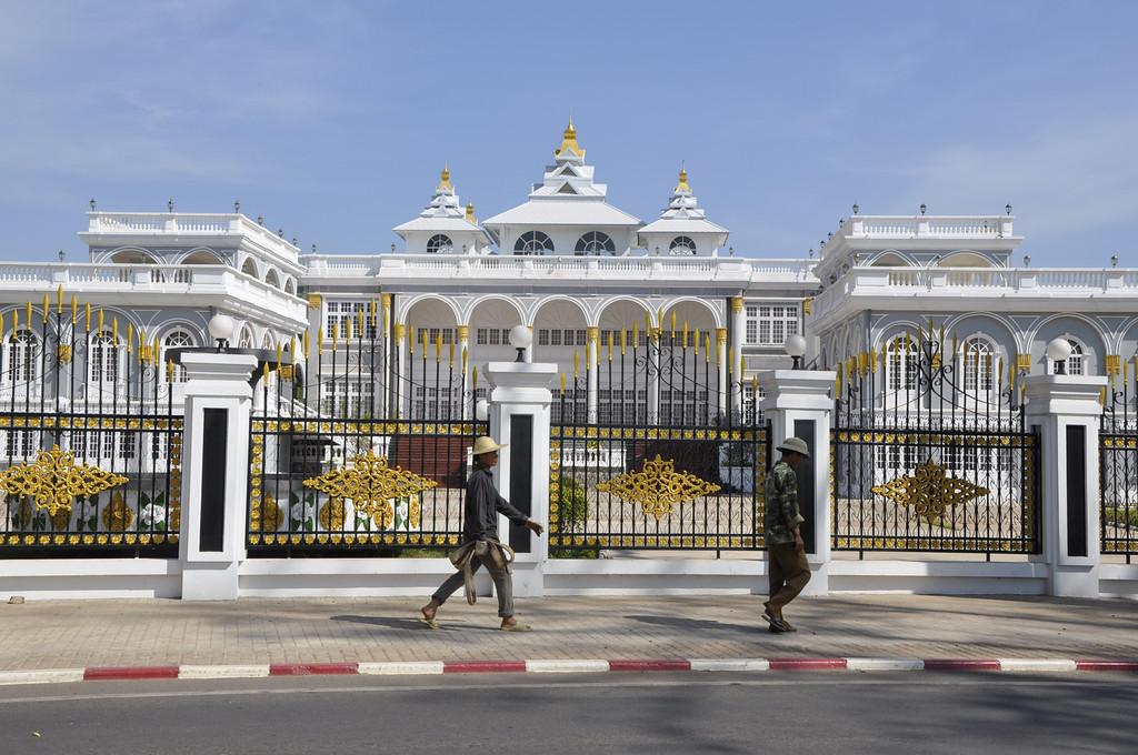 Vientiane Palace Laos