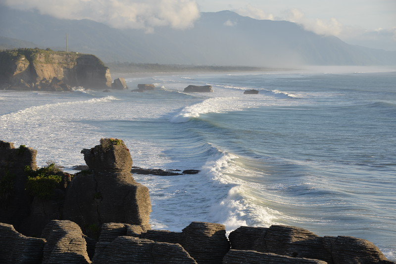 Pancake Rocks, West Coast New Zealand