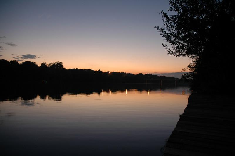 Austin Town lake, Texas