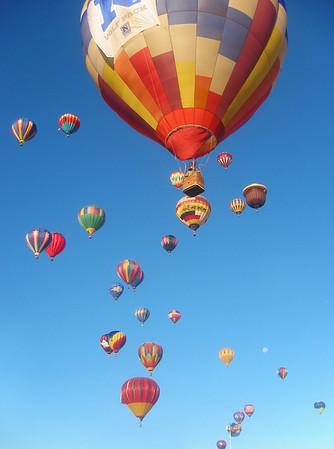 HotAir Balloon Race, Reno, Nevada