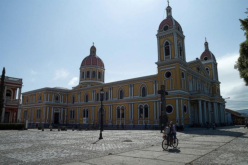 Honduras and Nicaragua