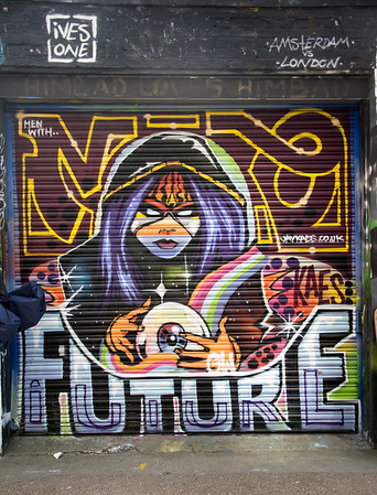 Shoreditch,  London UK