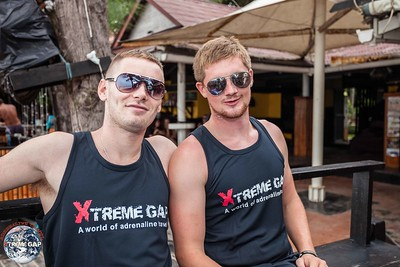 Check out our Xtreme Gappers letting down their hair on the beautiful island of Koh Tao in the Gulf of Thailand. Great people, fun times ...and a Yacht. It doesn't get better then this!                                                                      Feel free to  SHARE - COMMENT - LIKE and TAG someone who should be here NOW!