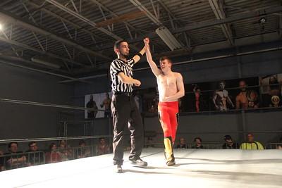 Xtreme Wrestling Alliance Thursday Night Throwdown May 18, 2017