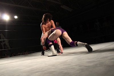 Dan Terry vs. RJ Rude