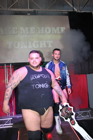 XWA Tag Team Championship XWA Tag Team Champions Take Me Home Tonight (Anthony Greene & Ace Romero) vs. New Gore Order (Mike Graca & Josh Briggs)