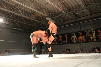 Donovan Dijak vs. Rex Lawless