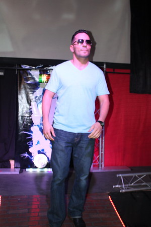 In Ring Promo: Jason Blade