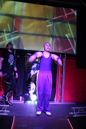 Kevin Cartwright, Jacoby & Dan Terry vs. The Gamble Brothers & Bullet