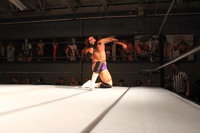 Xtreme Wrestling Alliance 6 Month Thursday Night Throwdown March 16, 2017 Jason Blade vs. Josh Briggs